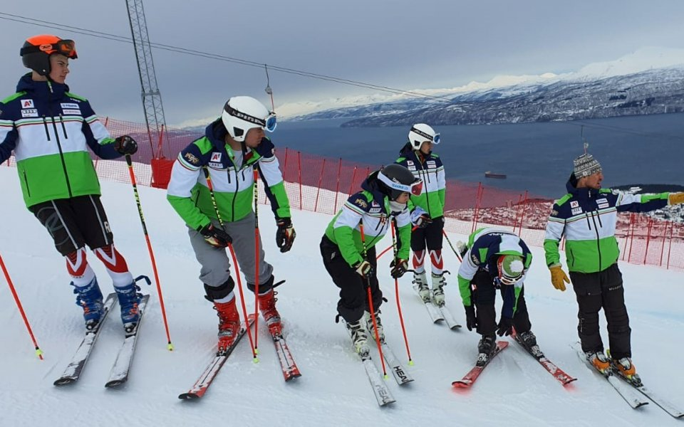 България с четирима алпийци на световното в Норвегия