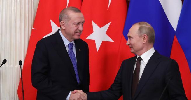 Свят Путин и Ердоган се договориха, Турция връща бежанците в