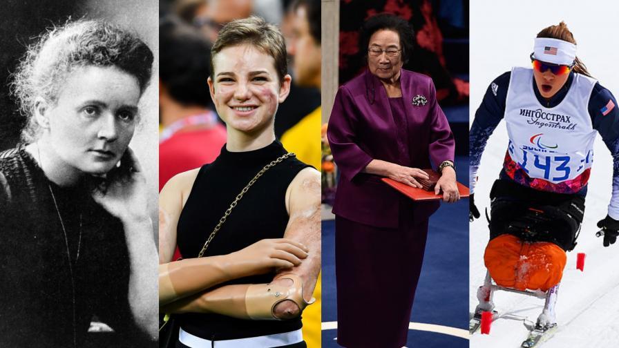 <p>8 силни и <strong>смели жени</strong>, които <strong>промениха историята</strong></p>