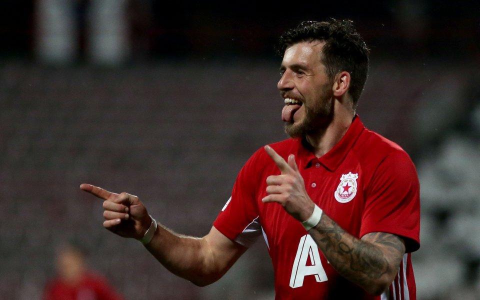 ЦСКА подобри постижениетопо брой чужденци на клуб от българското първенство.