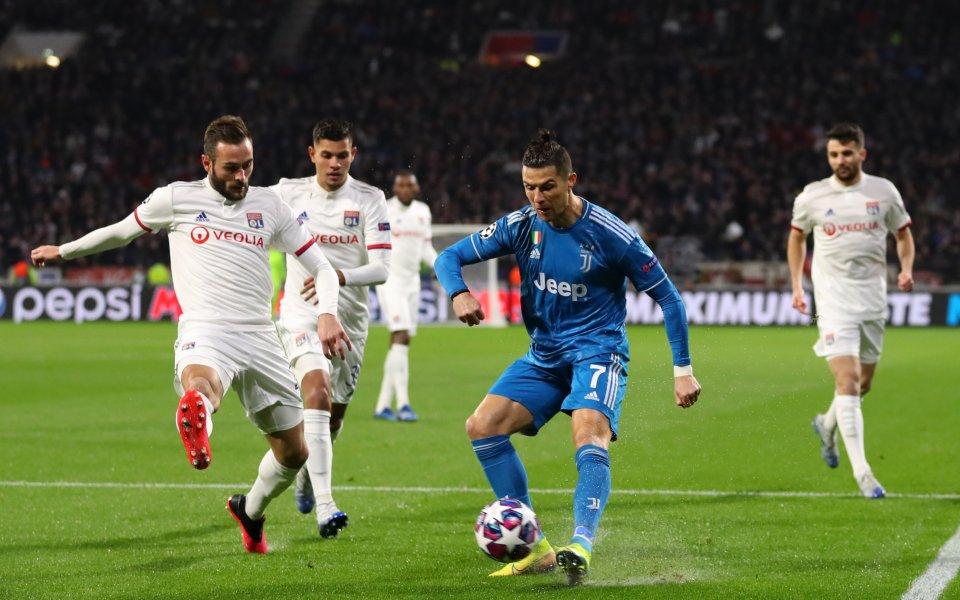 Нападателят на Ювентус Кристиано Роналдо шокира феновете си с нова