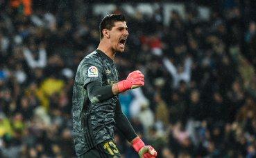 Куртоа: Реал е фаворит в Шампионската лига