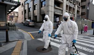 Втори пик на коронавируса в Южна Корея, пак затварят заведения - Теми в развитие | Vesti.bg