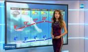 Прогноза за времето (09.03.2020 - централна емисия)