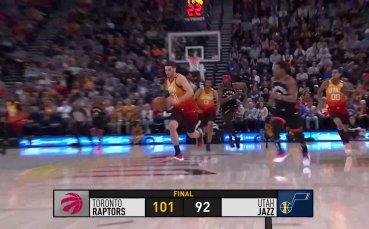 Най-доброто от изминалата нощ в НБА