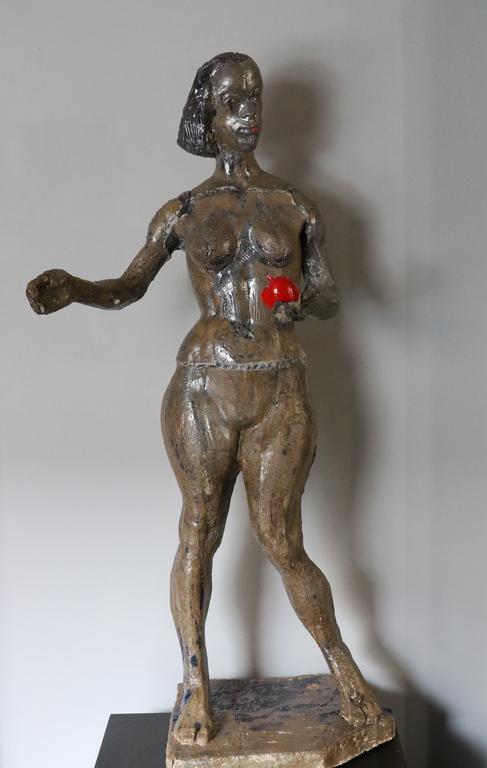<p>Ева, керамика</p>