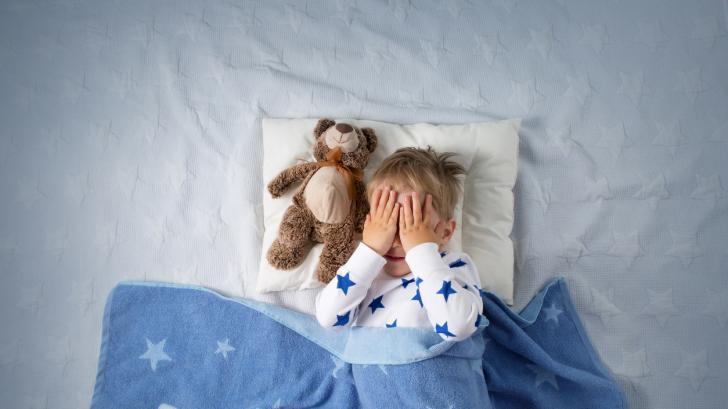 Кошмарите: защо се случват и как да успокоим детето след тях?