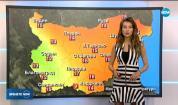 Прогноза за времето (10.03.2020 - централна емисия)