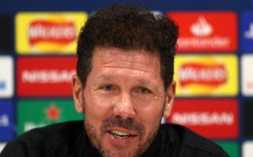 Симеоне вярва в тима си независимо от тежкия удар в Мюнхен