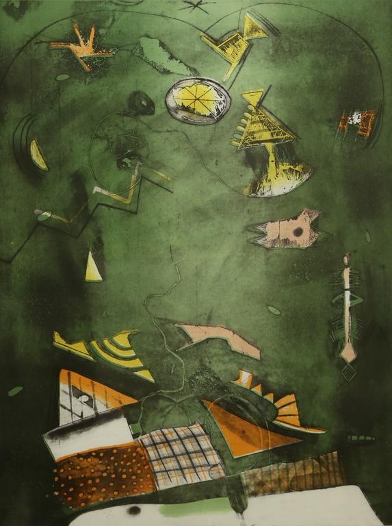 <p>За творчеството на художника Николай Ущавалийски казва: &bdquo;Стоян Чуканов е дълбоко в своя свят, на своя територия.</p>