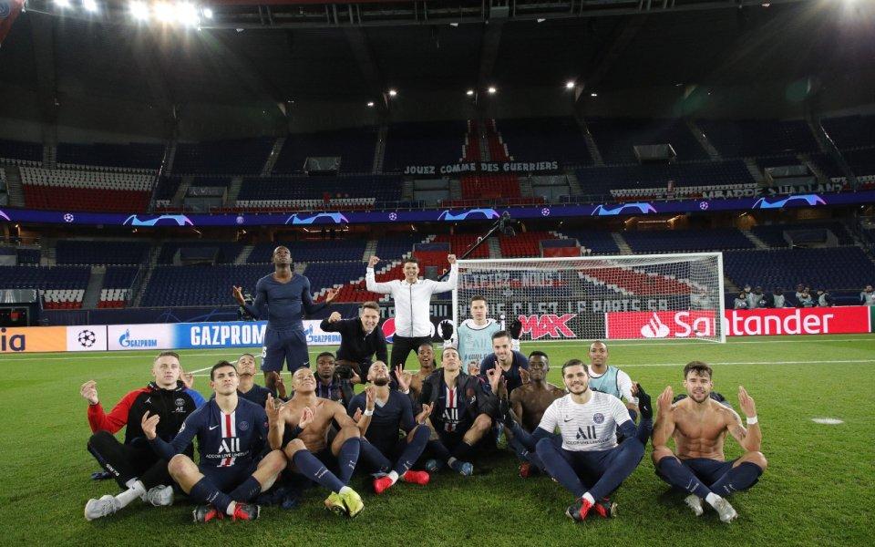 УЕФА с официално предупреждение към ПСЖ