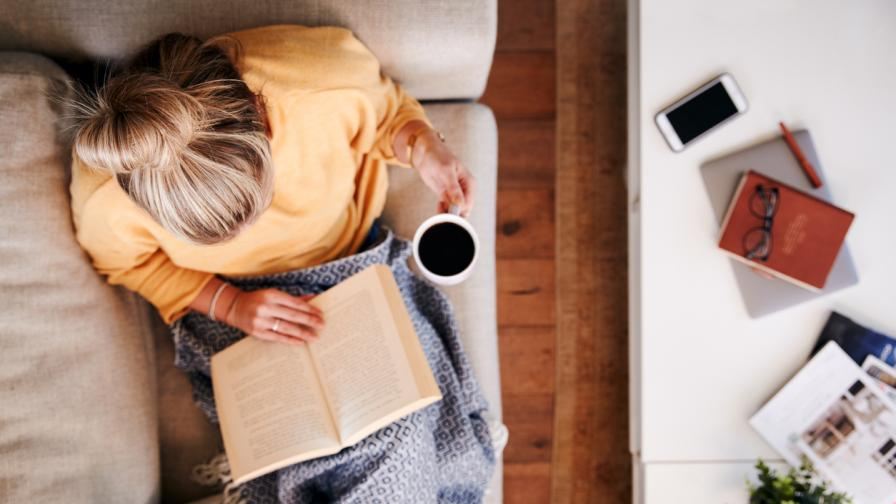 <p>Извънредно положение: Кои <strong>книги да четем вкъщи</strong></p>