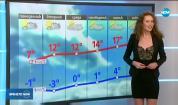Прогноза за времето (15.03.2020 - централна емисия)