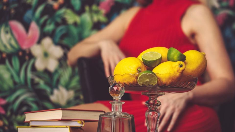 жена лимони книги