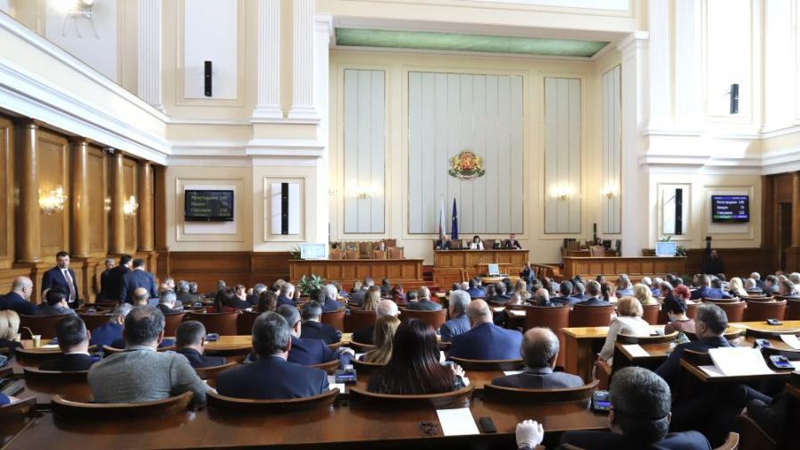 Депутатите приеха Закона за извънредното положение