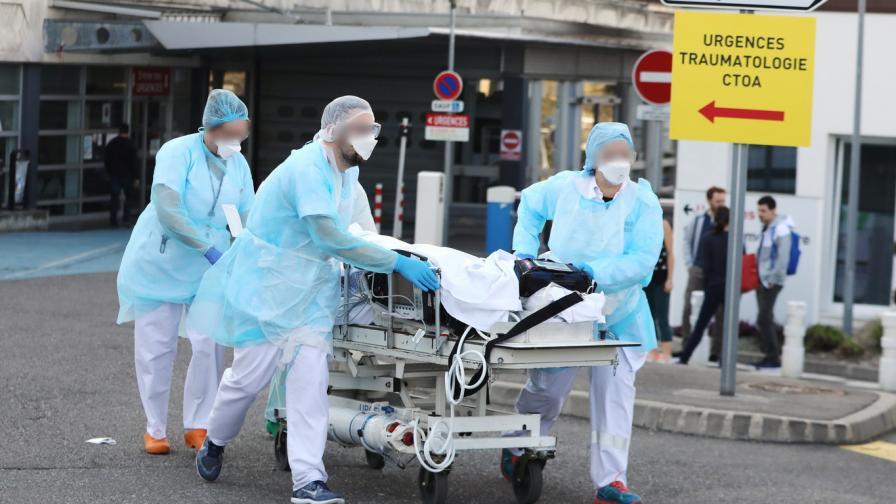 франция глоба глоби париж коронавирус ковид