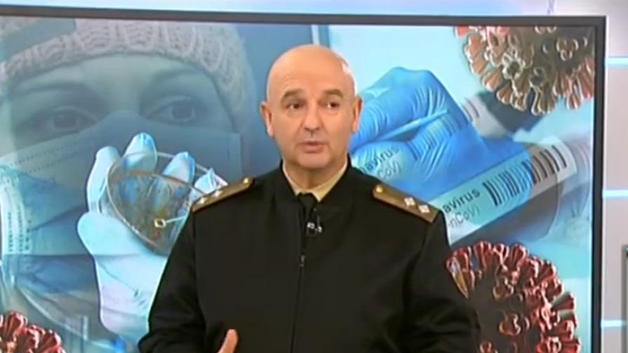 Мутафчийски коментира кога ще свърши епидемията от коронавирус