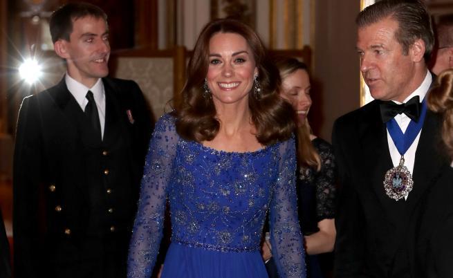 Кейт и Уилям споделиха очарователна снимка с децата