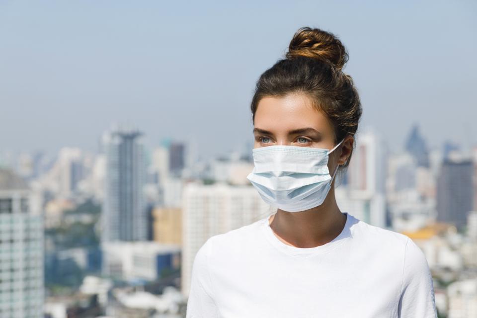 коронавирус маска