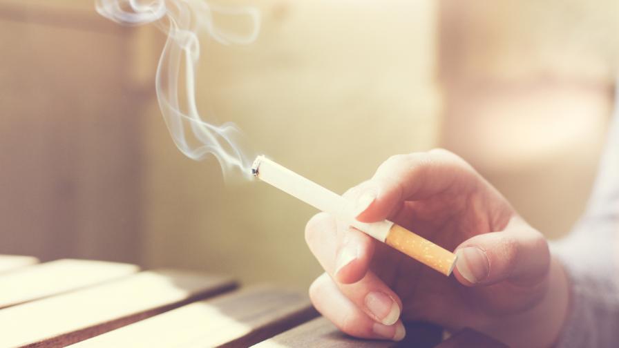 Звездите - пушачи, които се пребориха със зависимостта