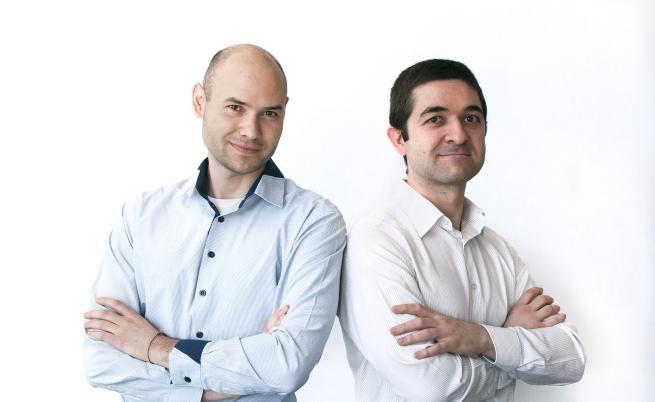 Росен Живков и Живко Живков