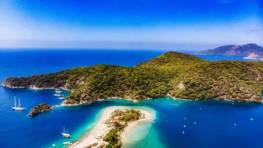 Най-красивите крайбрежия на Земята