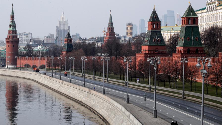 Коронавирусът в Русия: Половината заразени са в Москва