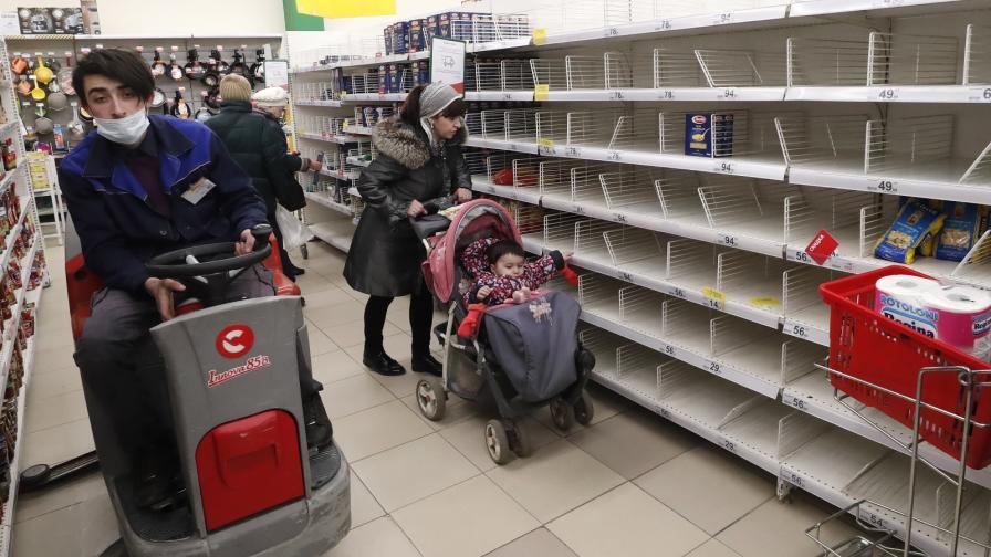 Пет от най-популярните покупки в Русия с идването на Ковид-19