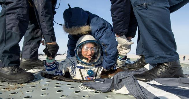 Вдъхновени истории Съветът на астронавта: как да се справим с