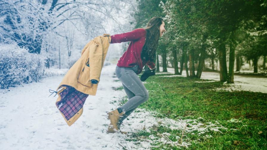 Времето през февруари: От минус 13 до плюс 22 градуса