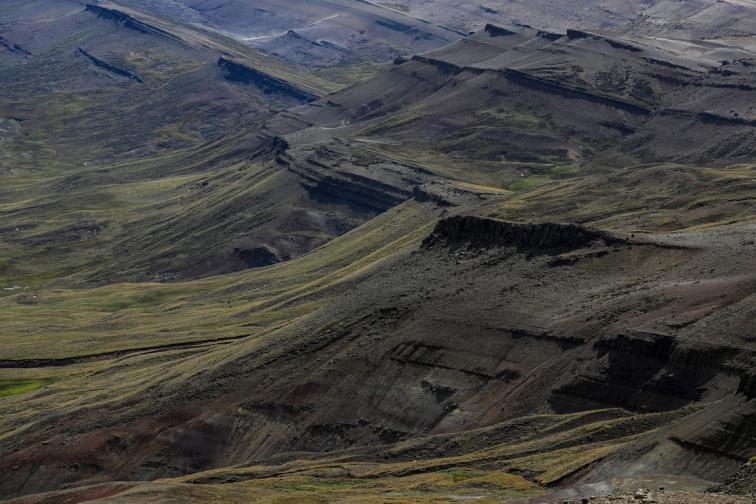 чили патагония експедиция фосили динозаври креда мезозойската ера