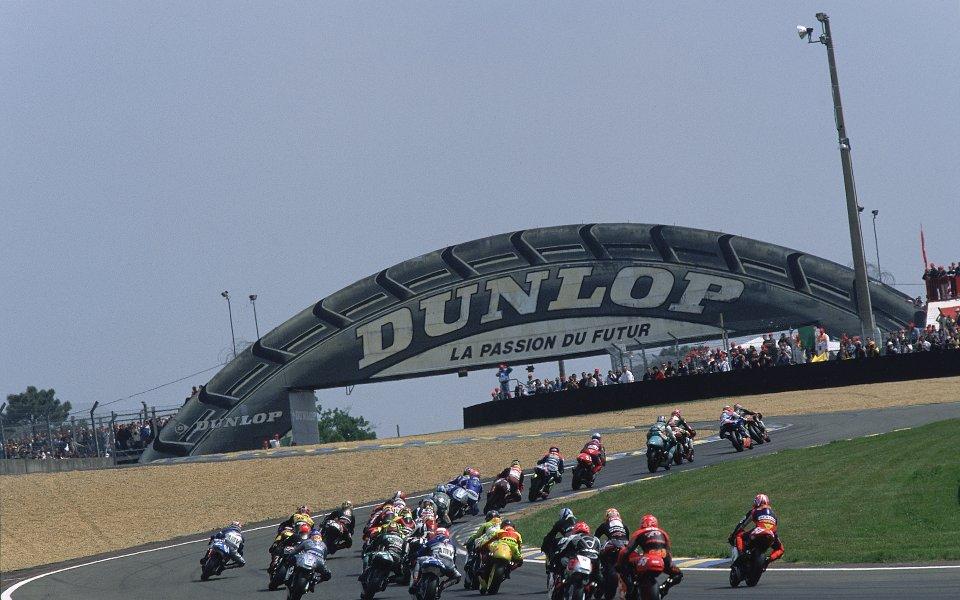 Стартът за Гран при на Франция в МotoGP, който трябваше