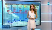 Прогноза за времето (02.04.2020 - централна емисия)