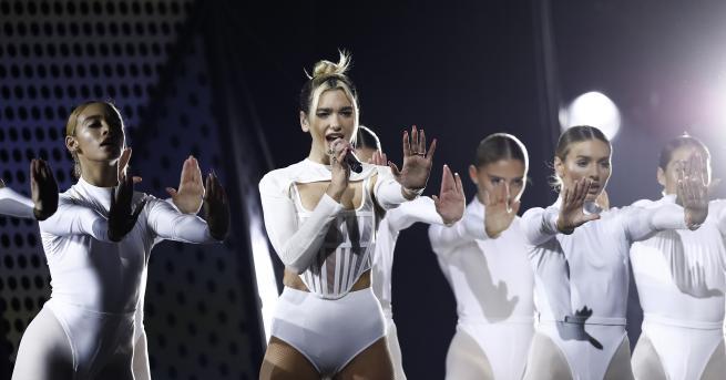 Любопитно Британската звезда Dua Lipa снима клип в България Поп