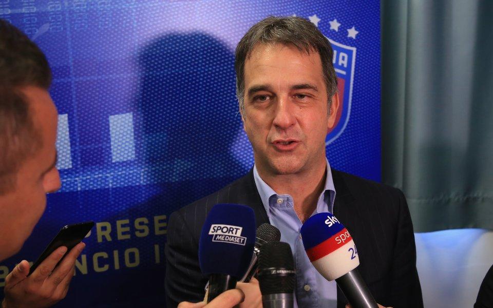 Вицепрезидентът на УЕФА Микеле Ува увери, че шанс да продължат