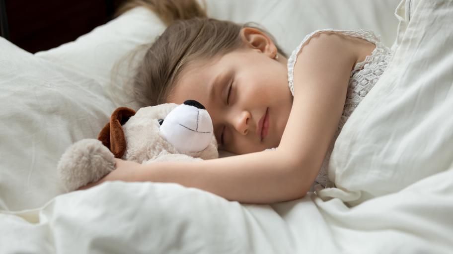 От колко сън се нуждае 5-годишното дете?
