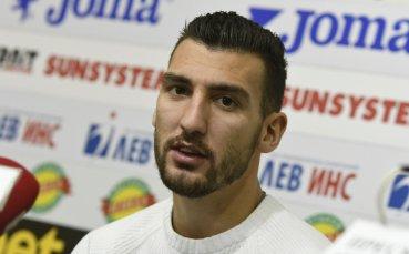 Димитър Велковски: Яд ме е, че не взех участие при победата над Левски на Герена
