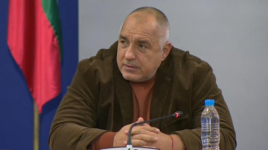 <p>Борисов: След 2-3 седмици може би вече ще сме в ада</p>