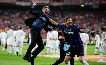 Марко Матераци: Моуриньо беше абсолютно всичко за нас