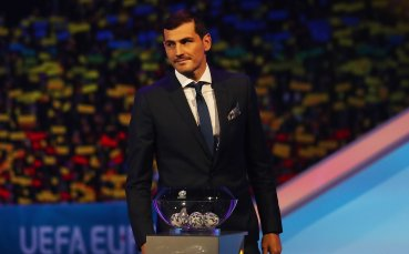 Касияс: Зидан си е заслужил доверието на клуба