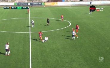 Енергетик - БГУ - ФК Минск 2:0, 3-ти кръг на първенството в Беларус /репортаж/