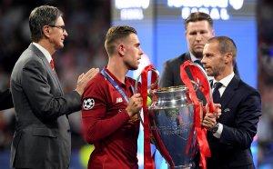 Може да няма финал в Шампионската лига? Ето какво каза президентът на УЕФА