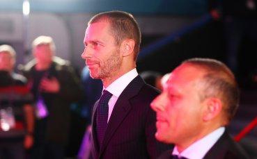 Шефът на УЕФА: Не виждам как Ливърпул няма да вземе титлата
