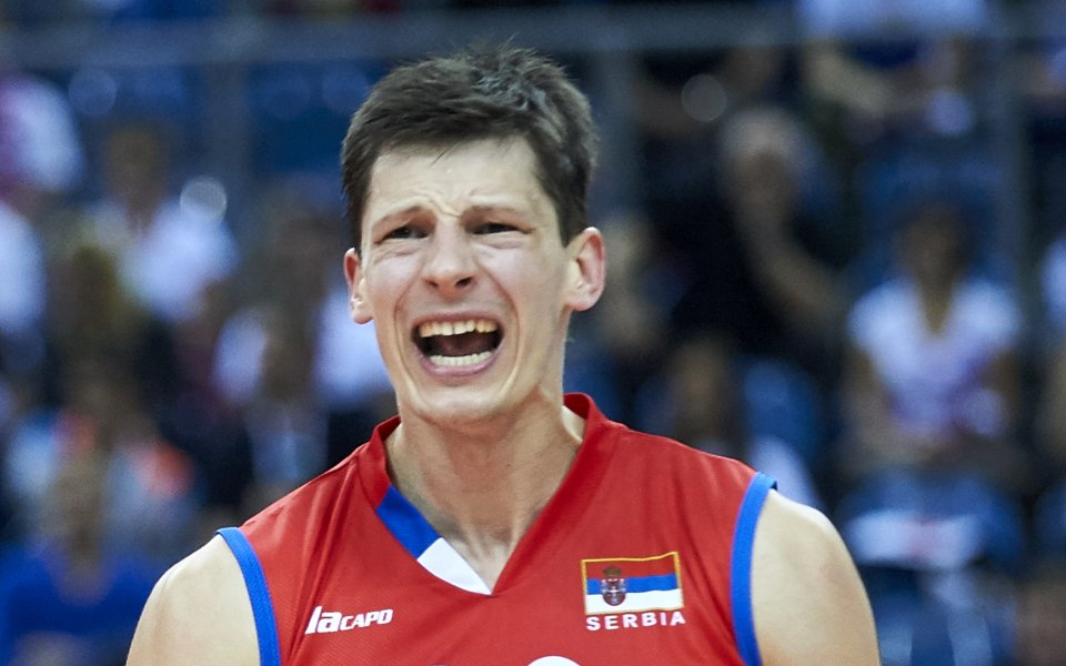 Една от звездите на сръбския и световен волейбол - Сречко
