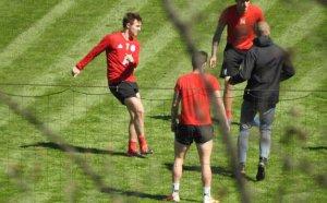 Шефовете на ЦСКА с коментар за вчерашните кадри, призоваха да се спазват правилата