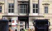 Експлозия в Берлин, ранен е строителен работник