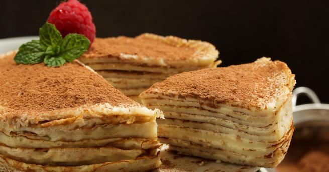 Любопитно Четири домашни десерта, на които няма да устоите Лесни