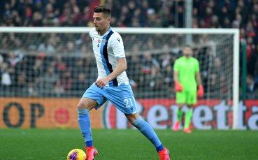 Манчестър Юнайтед отново ще атакува сръбски национал