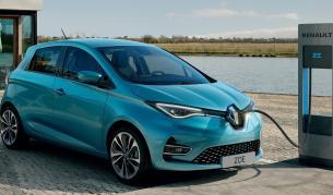 <p>Renault ускорява ударно електрификацията на гамата си</p>