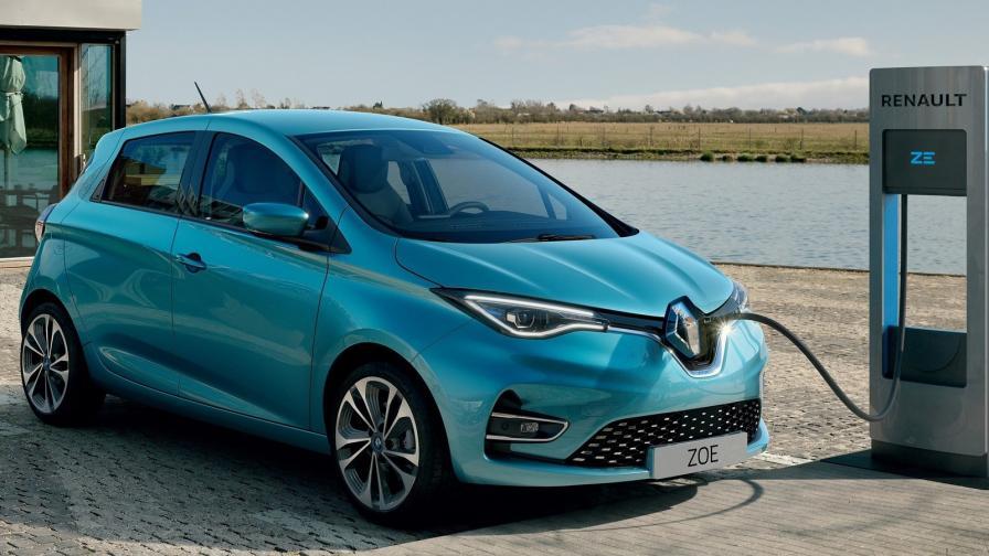 <p>Електрифицираните коли съживиха пазара в Европа</p>
